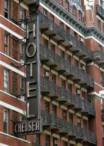 Nyc' Chelsea Hotel End Of Artistic Era Npr