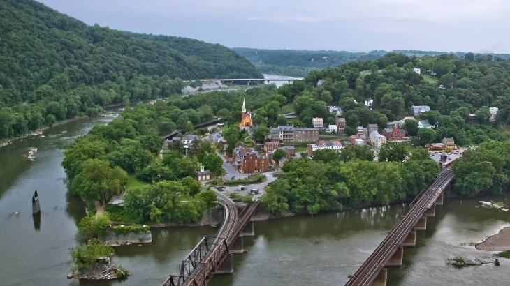 The Harpers Ferry Rising That Hastened Civil War  NPR