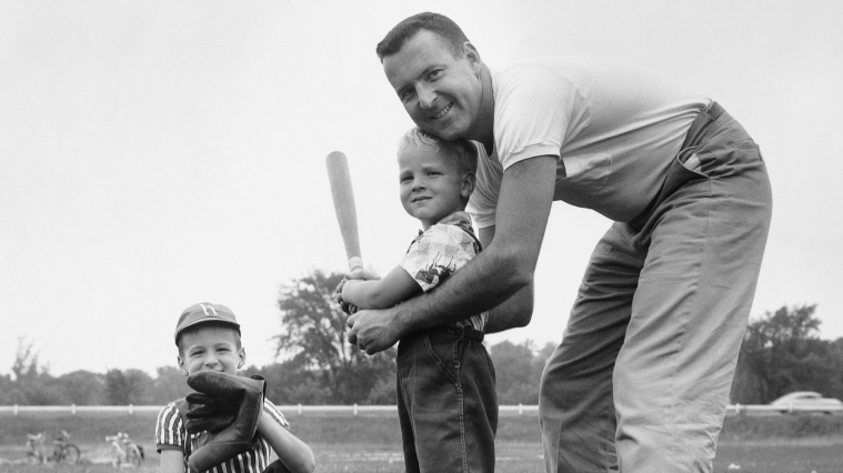 How We Become Sports Fans The Tyranny Of Fathers  WBUR  NPR