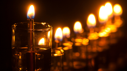 Hanukkah Lights 2011  NPR