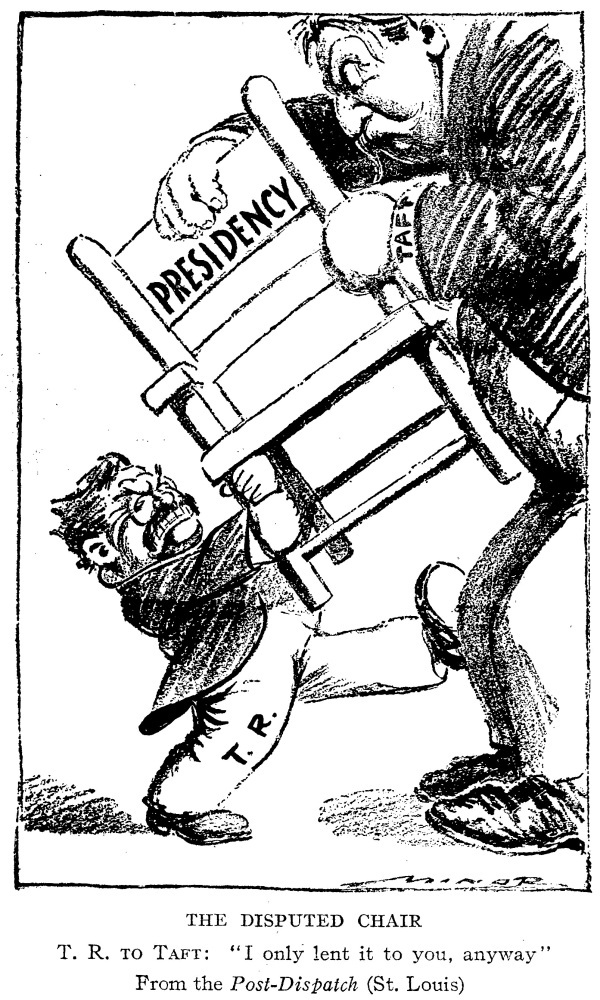 Double Take 'Toons: The 1912 Republicans : NPR