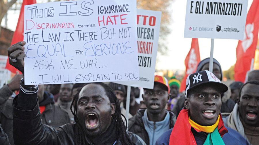 Image result for blacks in italy