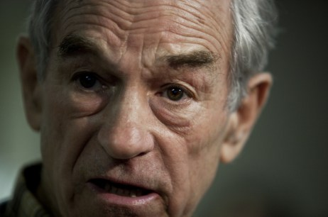 Ron Paul image