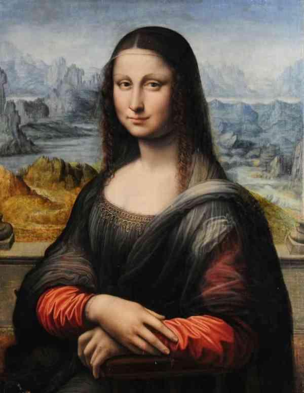 Mona Lisa' Twin Painting Discovered Npr
