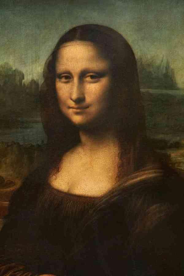 Mona Lisa Horrible Painting Srs