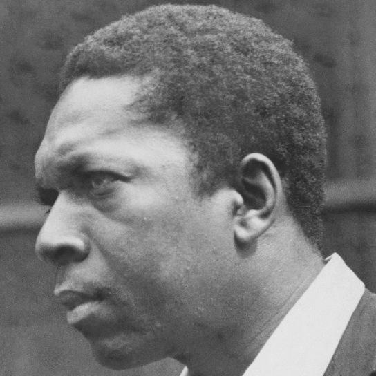 John Coltrane: stylistic change we can believe in.