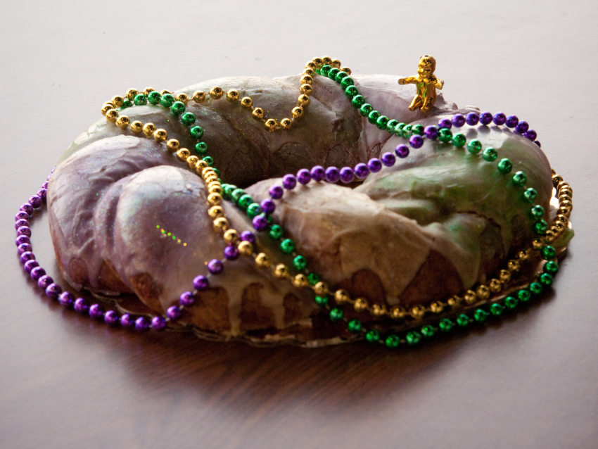 What Is The Mardi Gras King Cake Baby Called