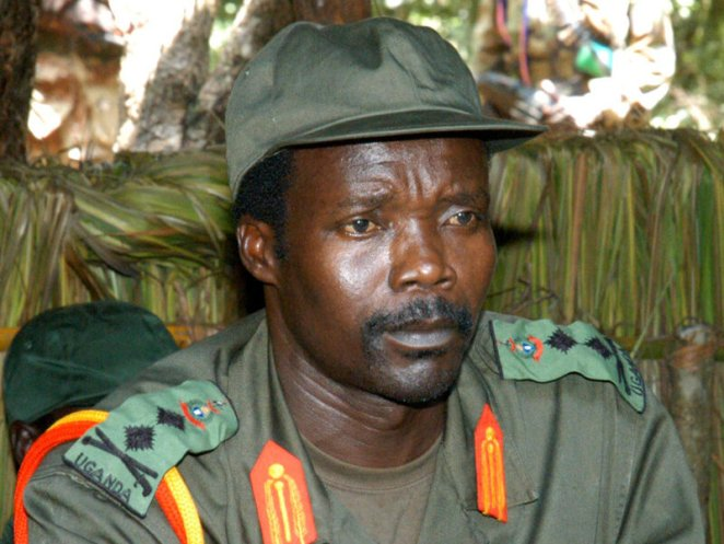 Image result for joseph kony LRA