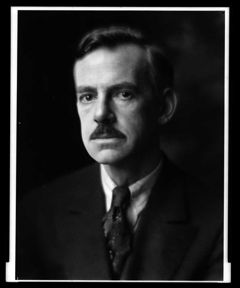 Eugene O'Neill is the author of canonical American plays such as The Iceman Cometh and Long Day's Journey Into Night.