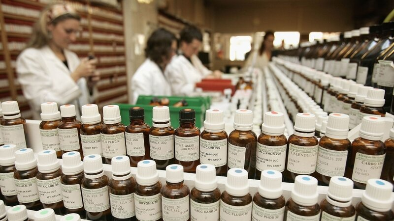 Is Homeopathy A Sham? : 13.7: Cosmos And Culture : NPR