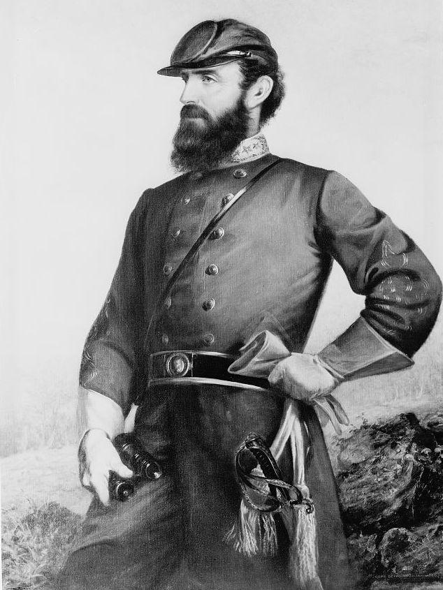 The Curious Fate Of Stonewall Jackson S Arm Wbur News