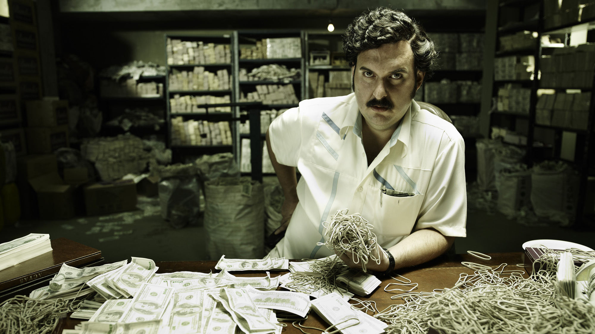 Colombia Relives Escobar S Reign Of Terror On Tv Npr