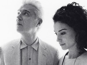 David Byrne and St. Vincent's Annie Clark Let's Not Get Carried Away