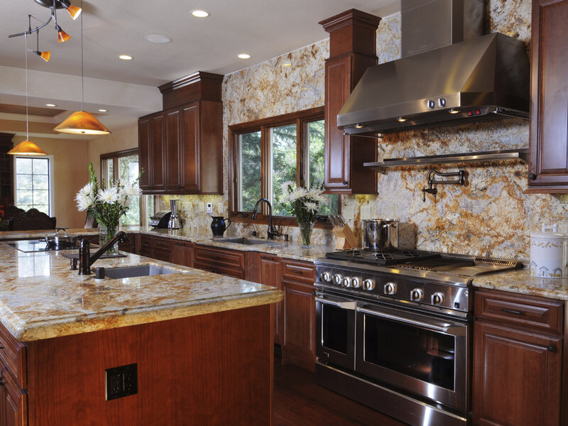 designer kitchen white island with granite top kitchens and why we think need them the salt npr