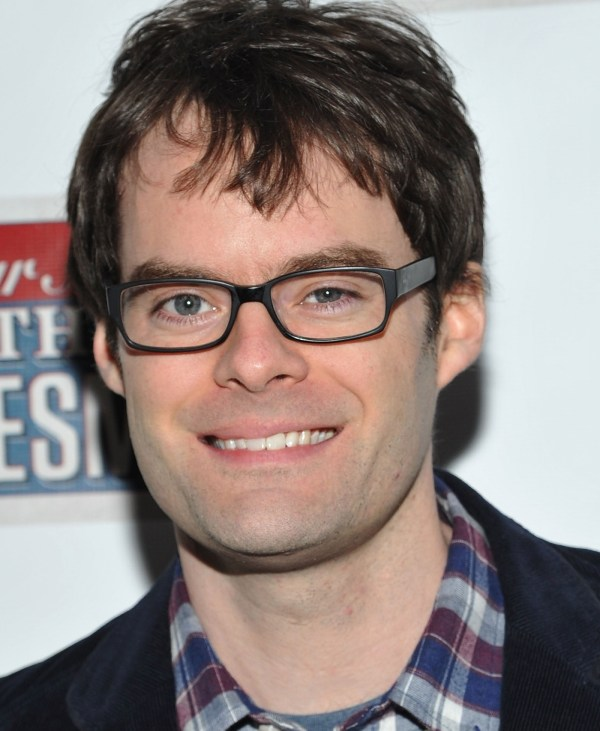 Bill Hader Sketch Comedy Love Of Films Npr