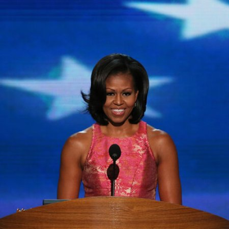 Transcript: Michelle Obama's Convention Speech