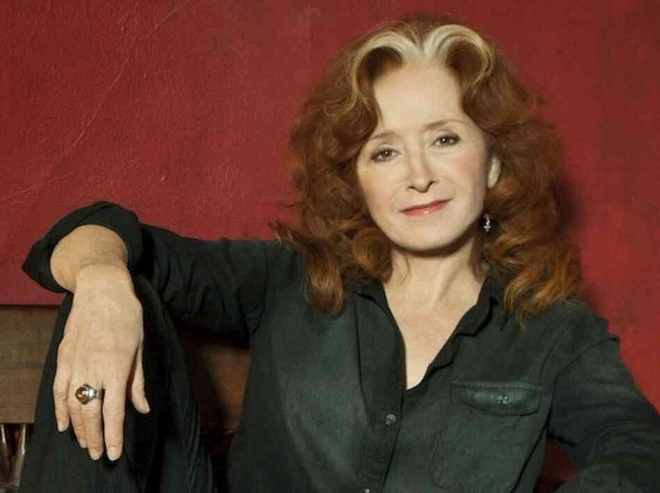 Singer Songwriter Bonnie Raitt Plays Not My Job NPR