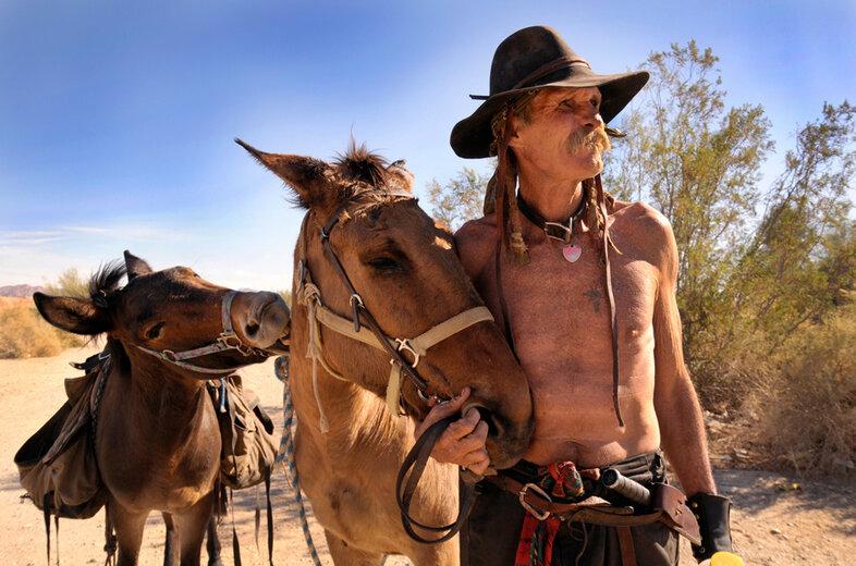 Cuervo. Travels by mule.
