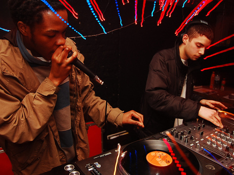 In 2012, the British MC Chunky (left) began working as a producer and made one of our favorite tracks of the year.