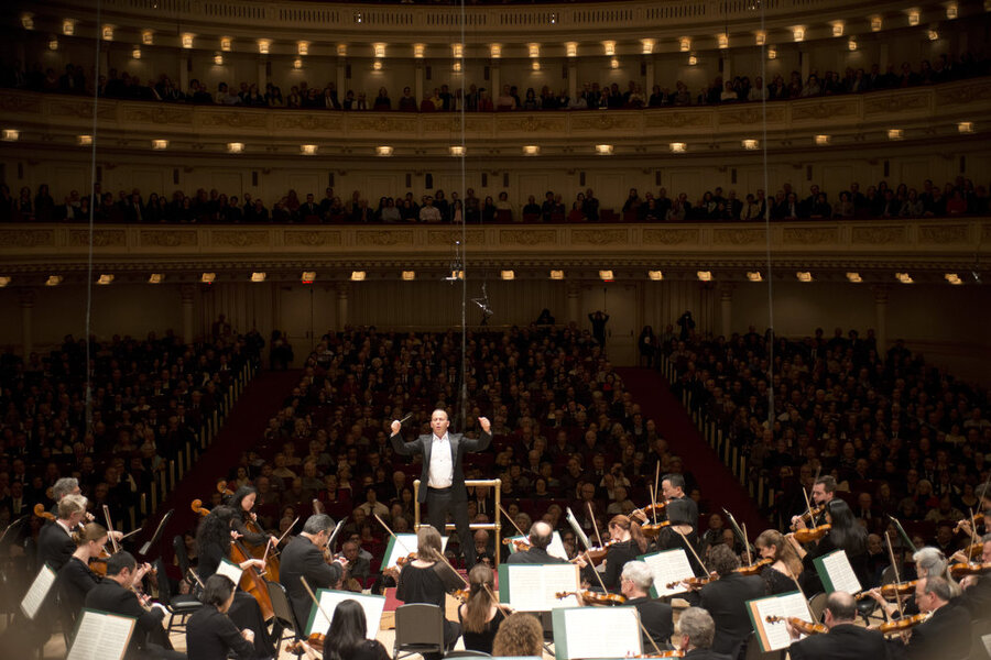 the philadelphia orchestra at
