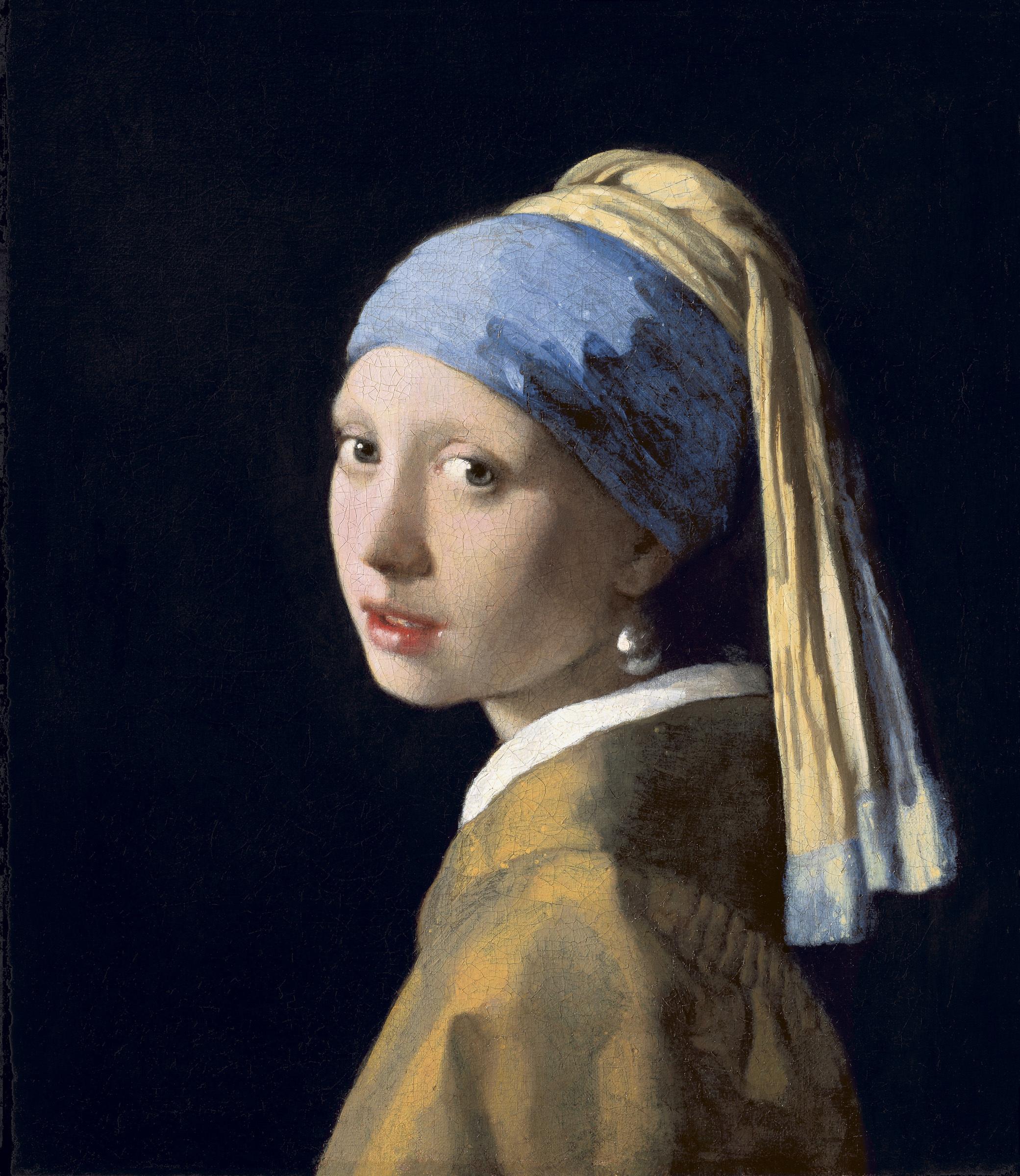 Vermeer's 'Woman In Blue' Brings Her Mystery, Allure To L