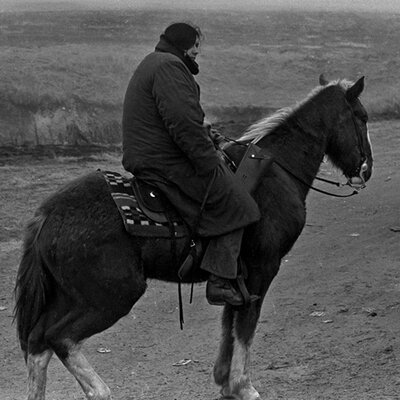 A Photographer Remembers Wounded Knee, 40 Years Later