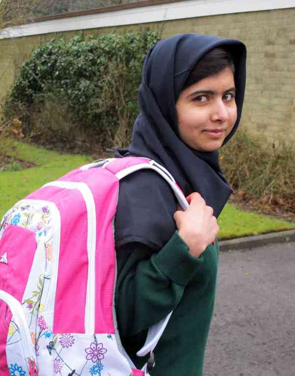 Malala Pakistani Teen Shot Demanding Education