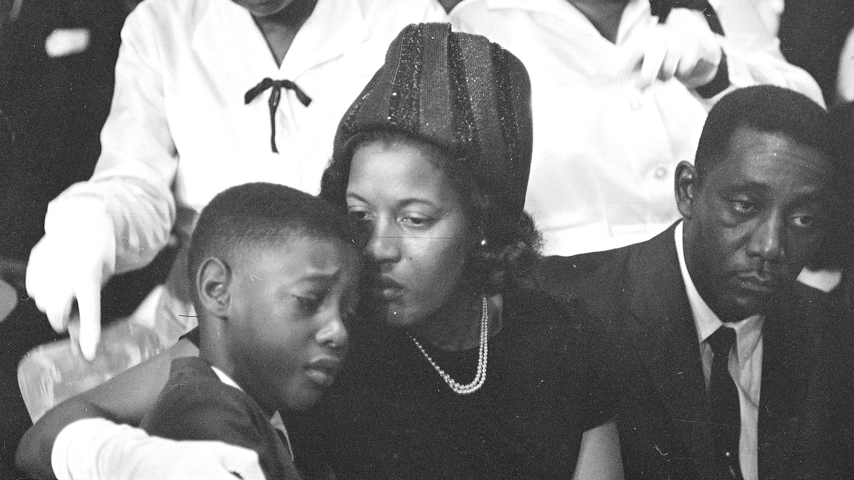 Medgar Evers Widow