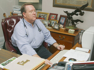 Image result for overweight doctor