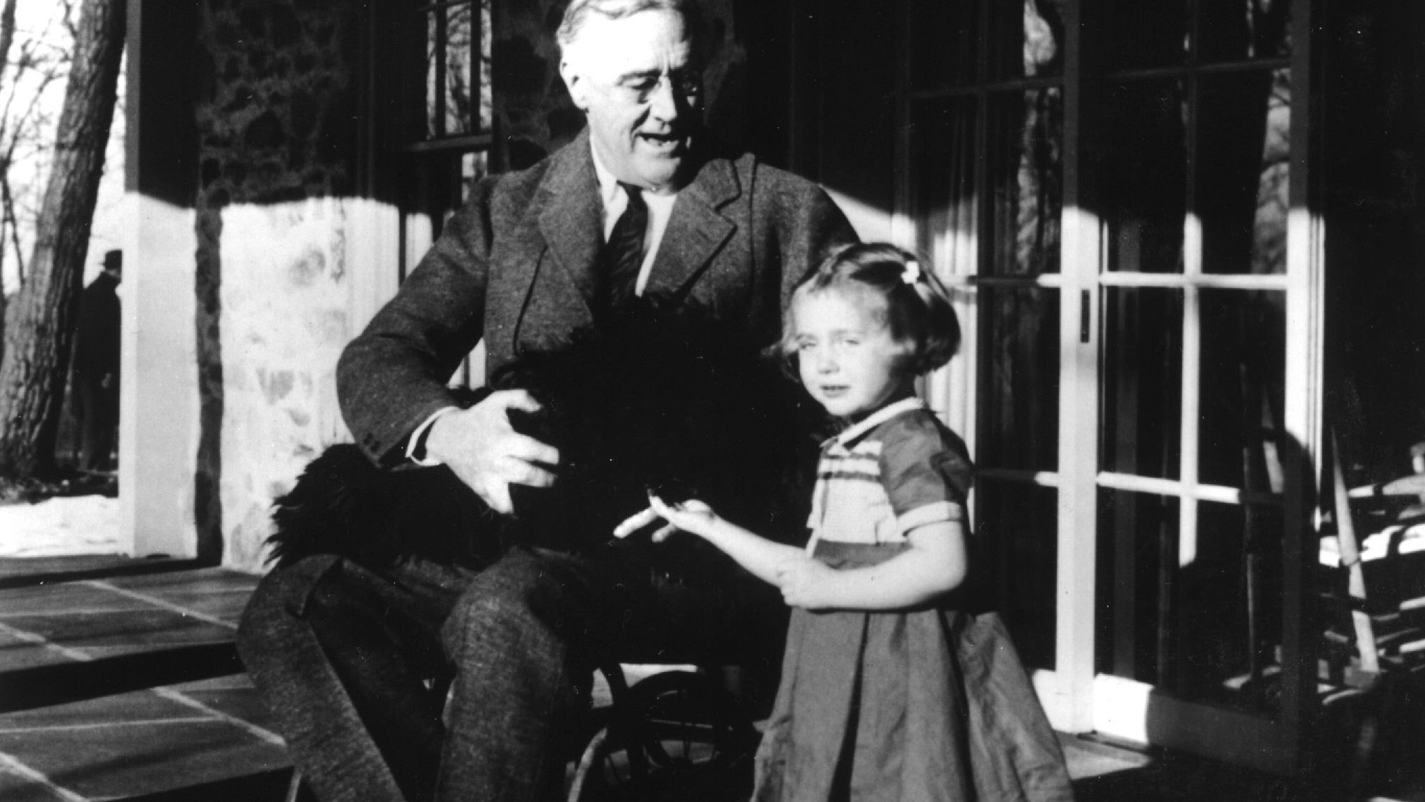 VIDEO Rare Clip Shows Roosevelts Use Of Wheelchair  The