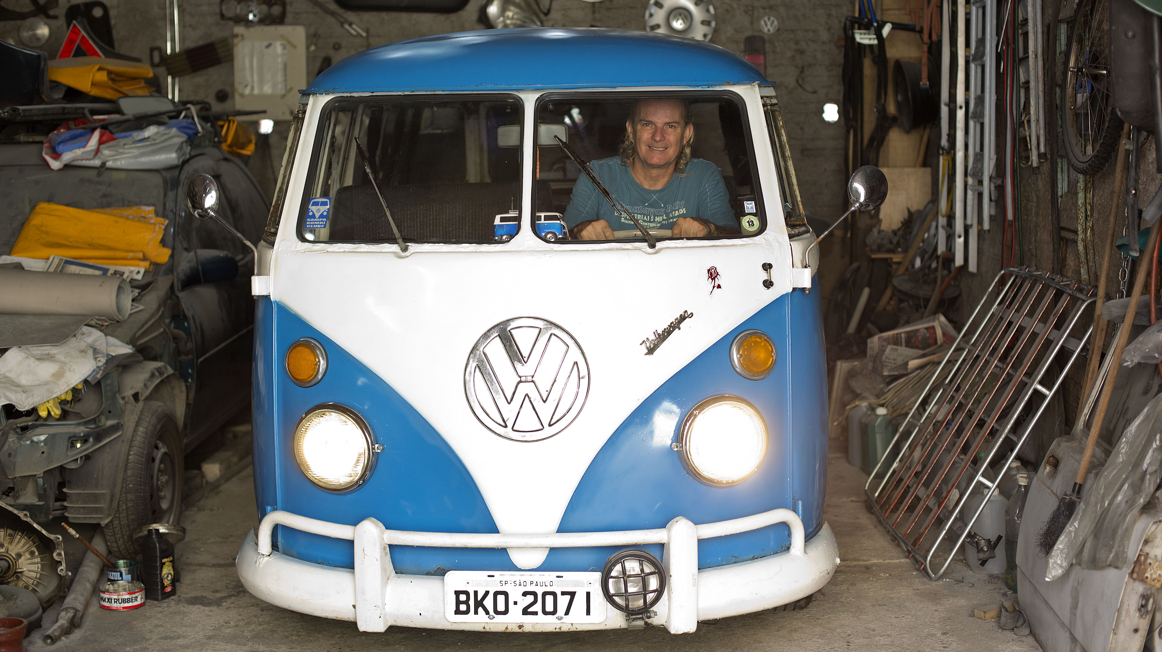 No Way Man Last VW Bus To Soon Roll Off Assembly Line