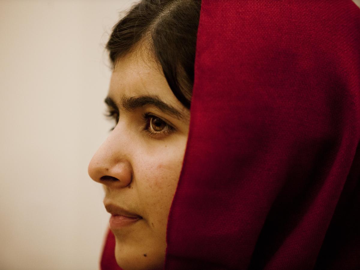 Malala Yousafzai: A 'Normal,' Yet Powerful Girl : NPR