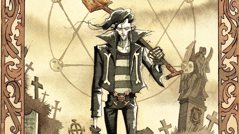 Interview Gris Grimly Author Of Frankenstein  NPR