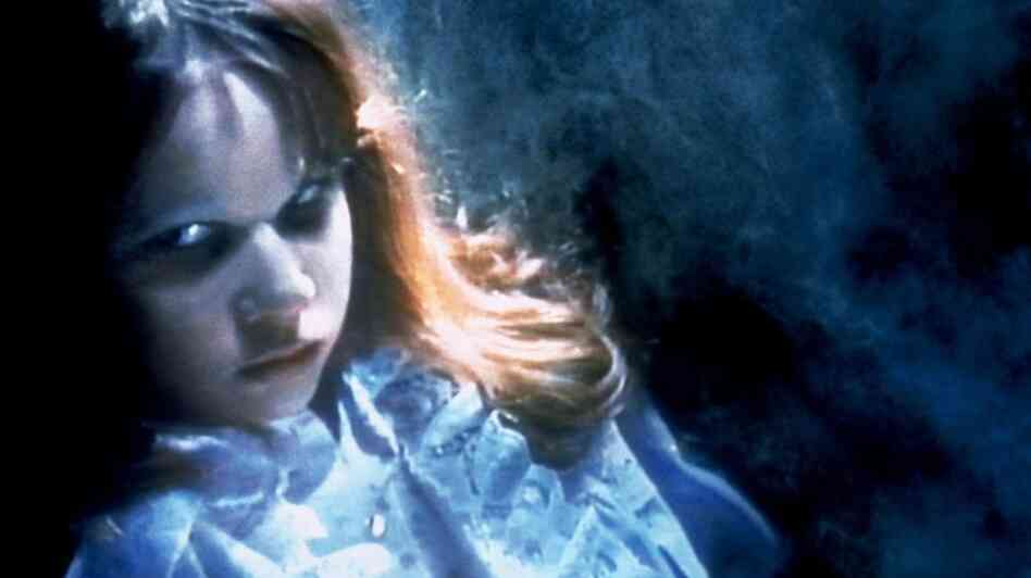linda blair, possessed, author, writing