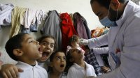 As Polio Spreads In Syria, Politics Thwarts Vaccination Efforts