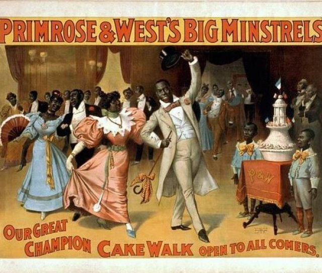 The Extraordinary Story Of Why A Cakewalk Wasnt Always Easy