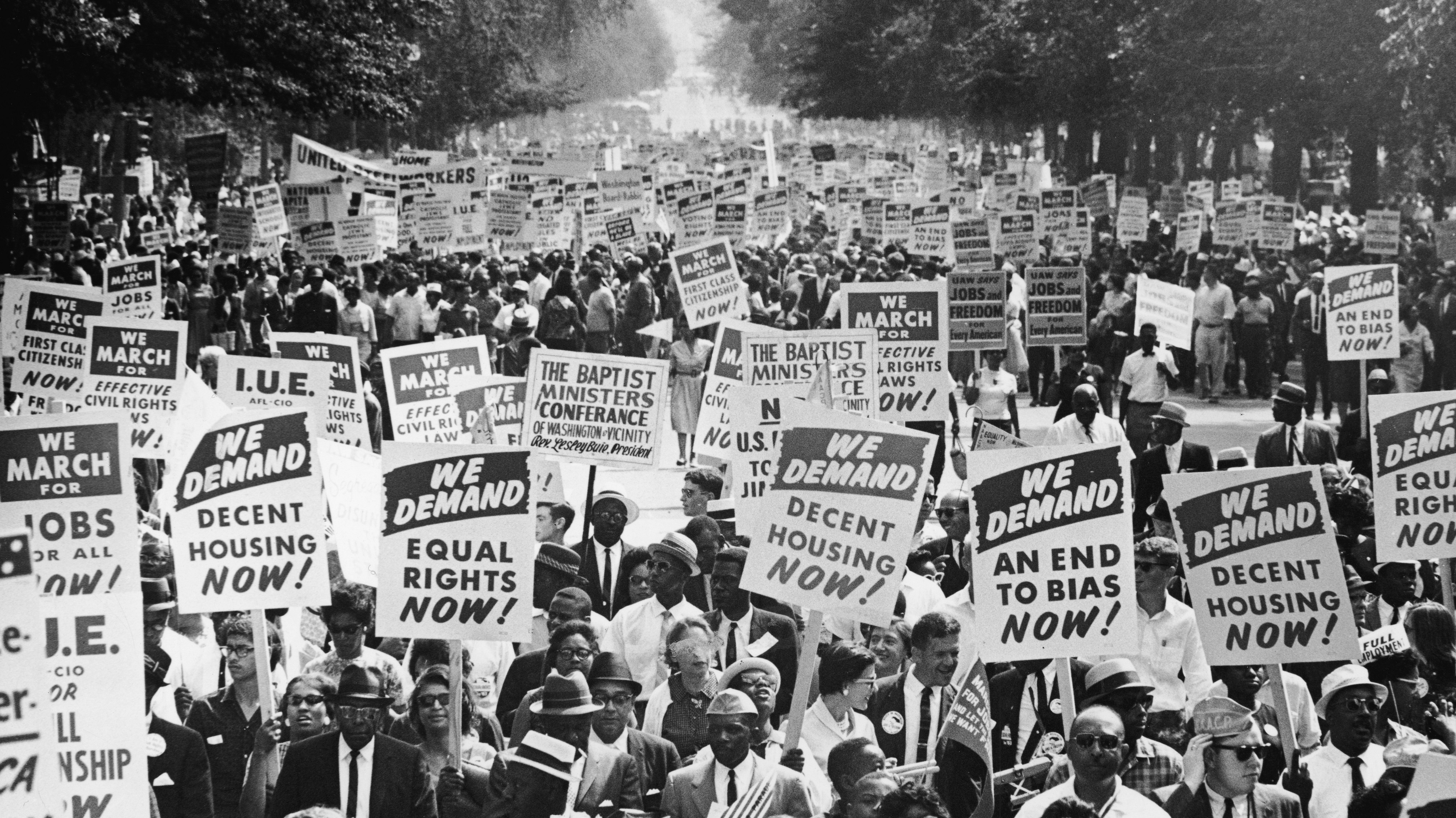 The Politics Of Passing S Civil Rights Act Npr