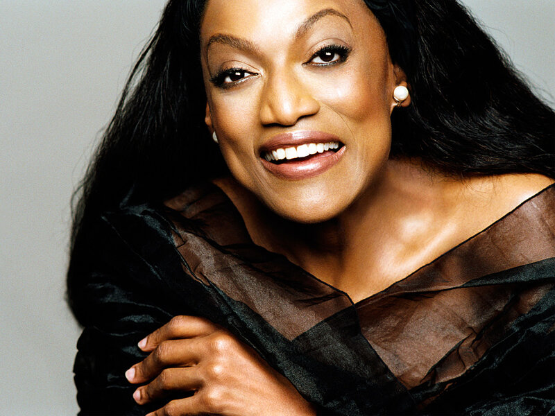 Jessye Norman's new memoir is called Stand Up Straight and Sing!