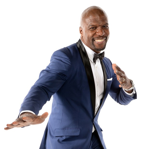 Actor Terry Crews
