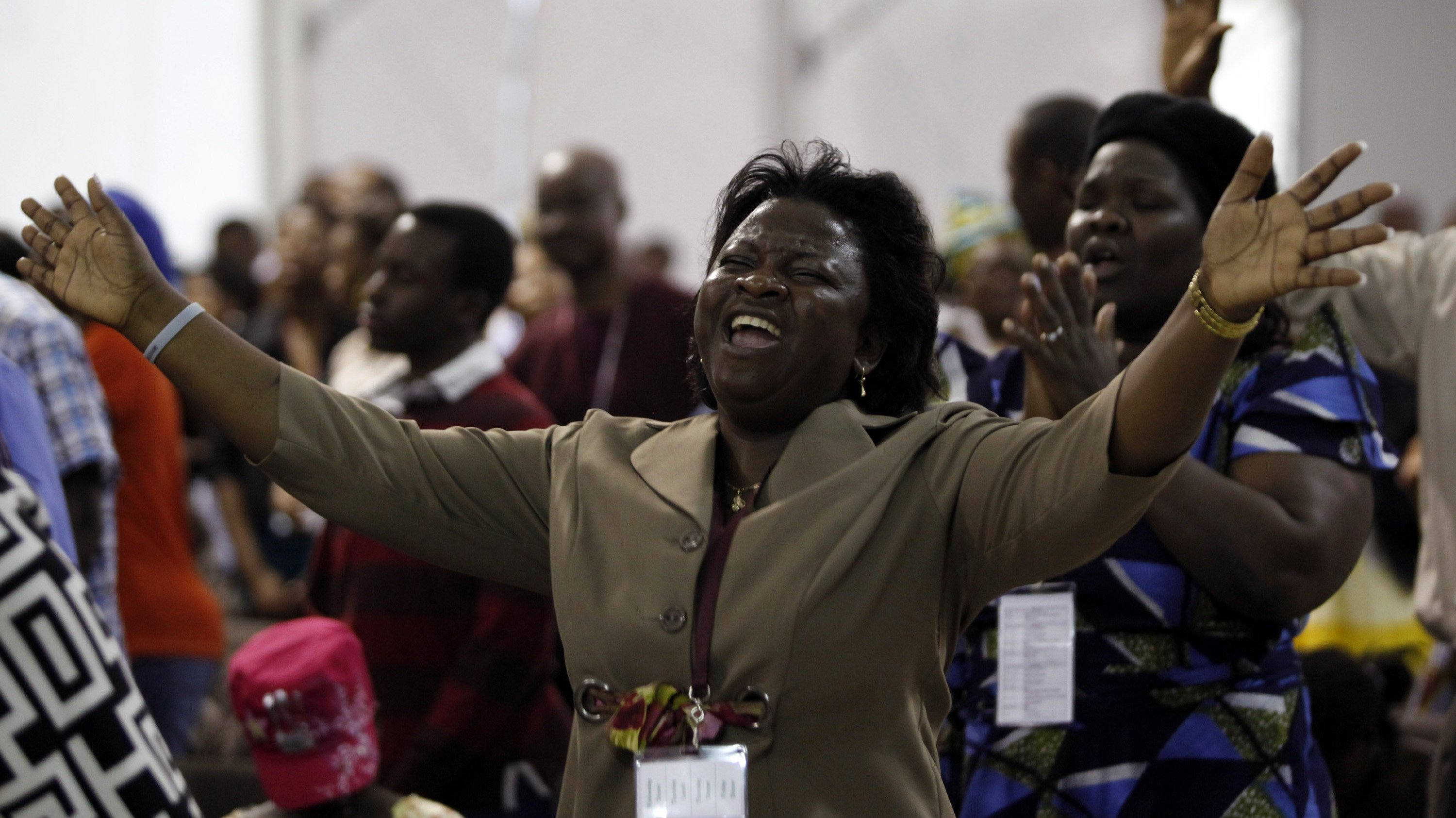 Nigerian Church Spreads AfricanStyle Zeal Across North
