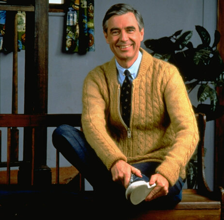Digital media? Creativity? Early Childhood education? Mr. Rogers was an early champion for trends that are hot in education today.