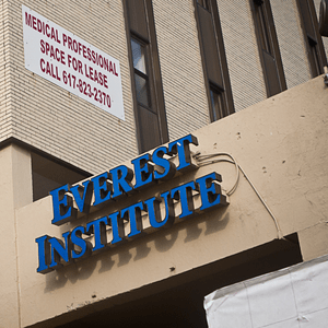 Students React To The Closure Of A Giant For-Profit College