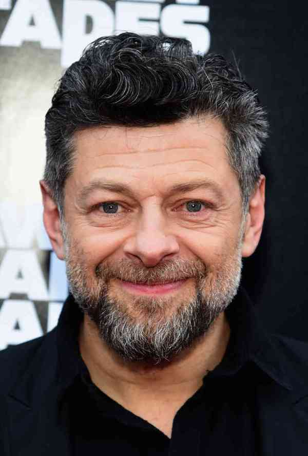 Random Questions With Andy Serkis Npr
