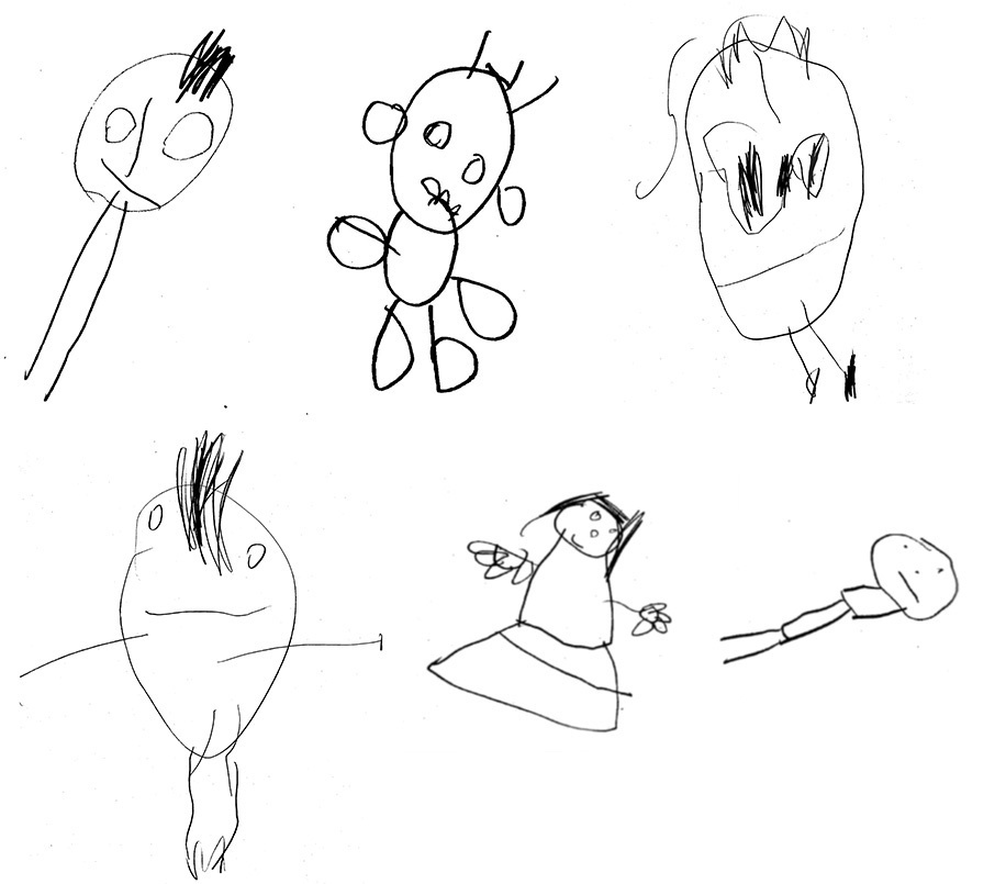 What Kids' Drawings Say About Their Future Thinking Skills