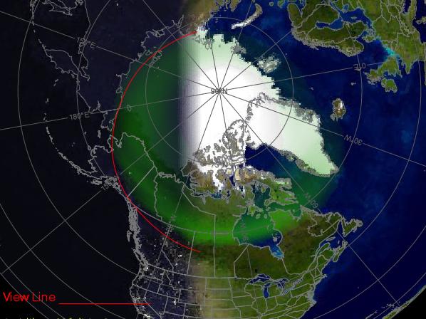 Noaa Northern Lights Forecast