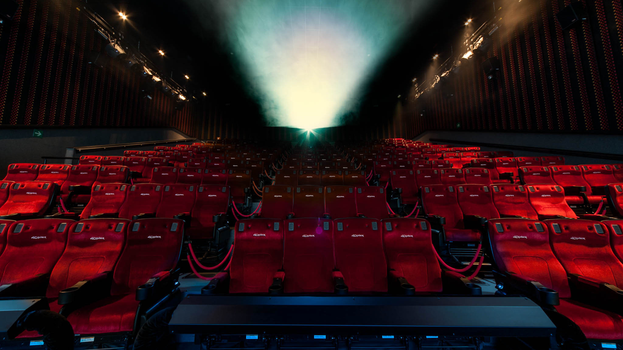 Movie Theaters Hope To Add Another Dimension To Their