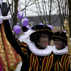 Santa's Black-Faced Helpers Are Under Fire In The Netherlands