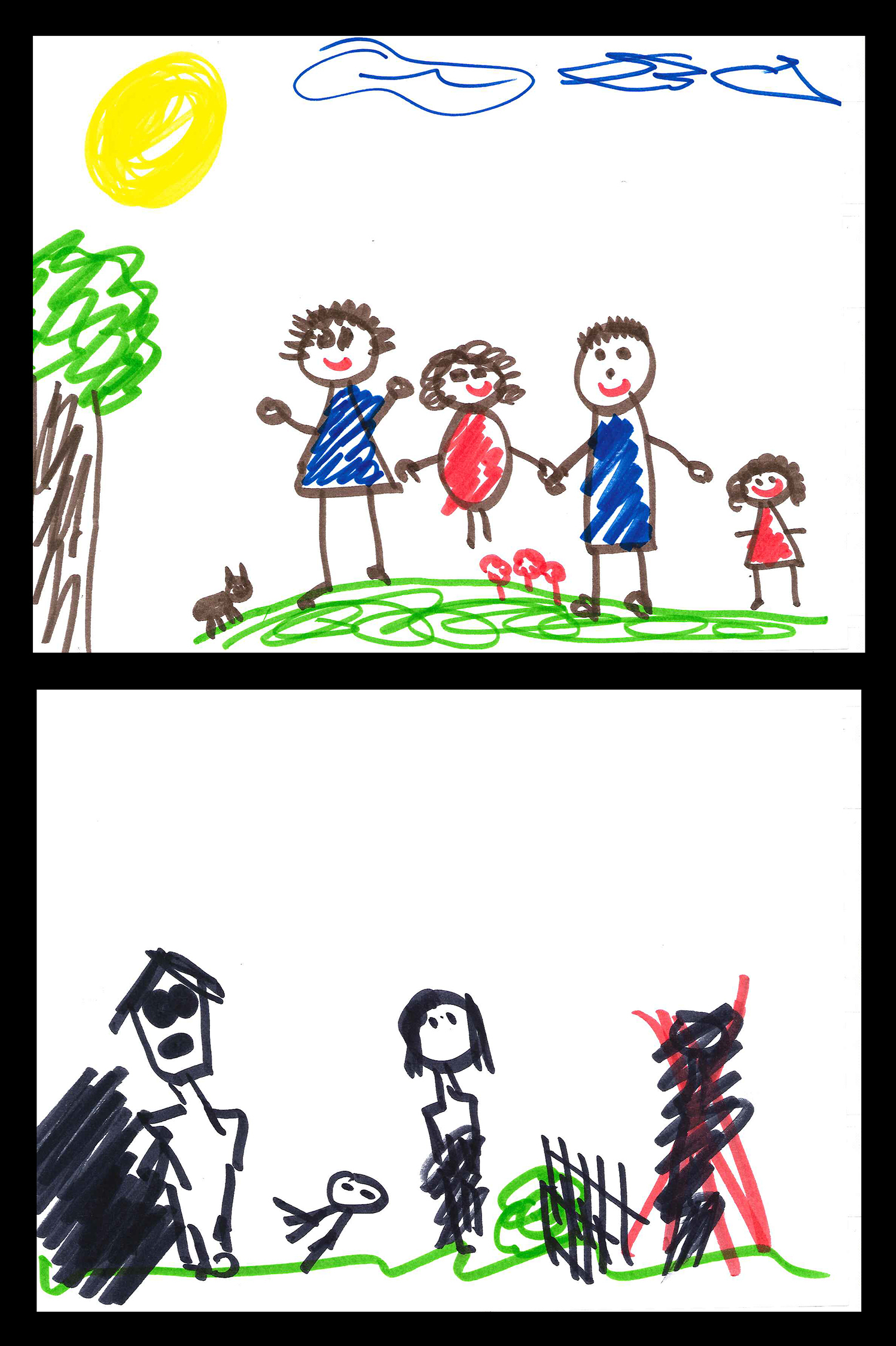 Drawing For Kids Images : drawing, images, Kids', Drawings, Speak, Volumes, About