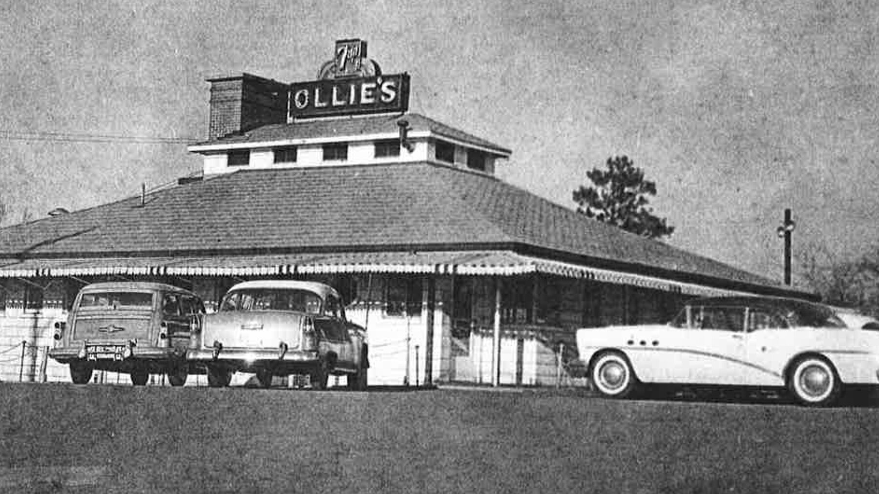 "Ollies Barbecue was a Birmingham, Ala., landmark where where white plumbers and electricians sat next to white doctors and bank presidents,"" but in 1964, blacks weren't allowed to eat there."