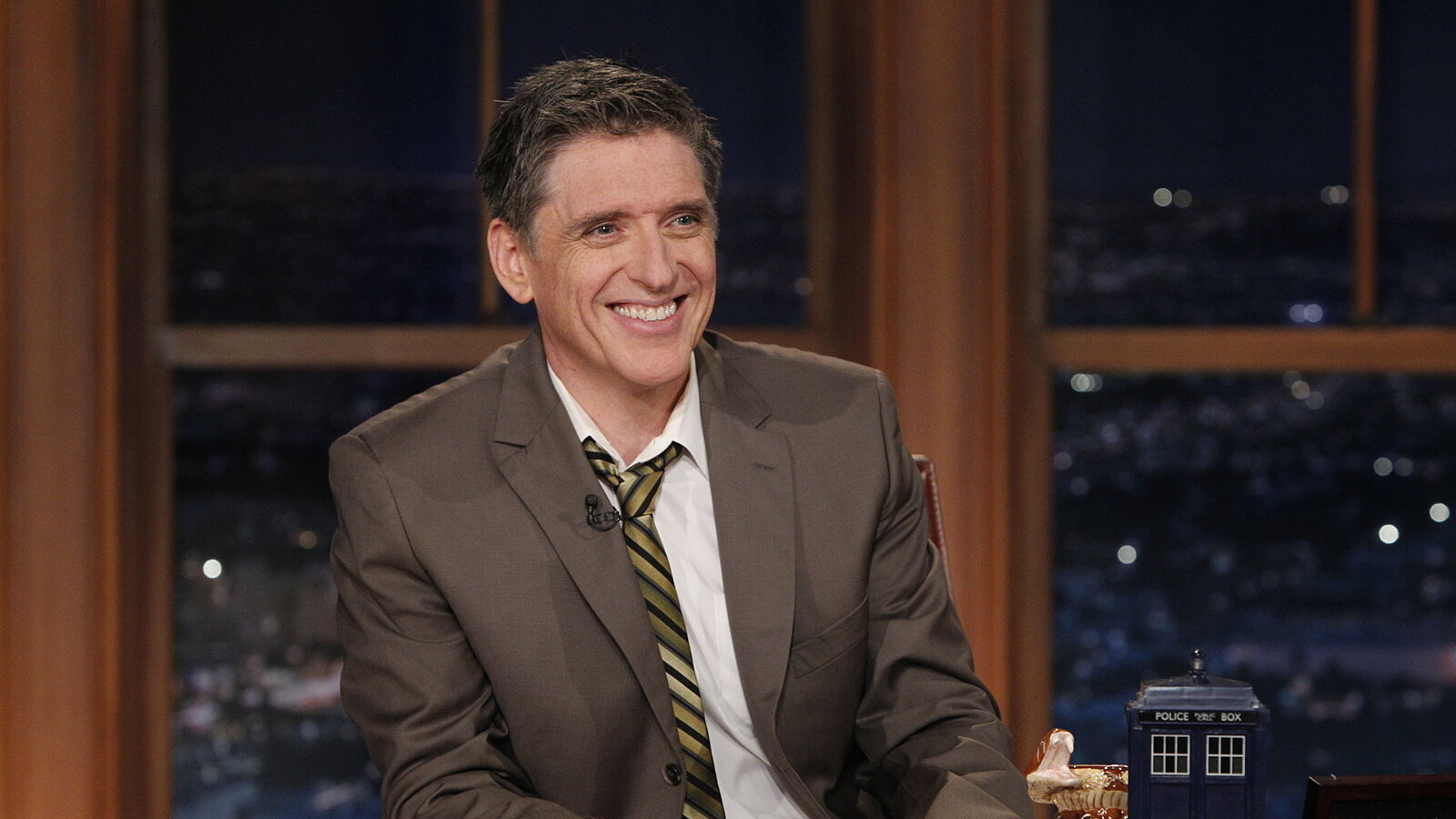"Craig Ferguson, hosts ""The Late Late Show"" in 2011."